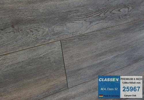Sàn gỗ công nghiệp Classen 25967