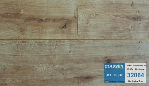 Sàn gỗ công nghiệp Classen 32064