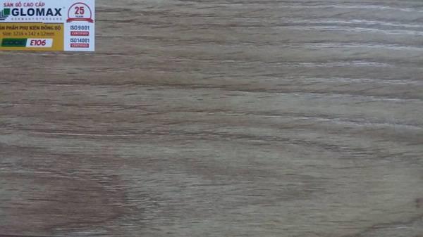 Sàn gỗ Glomax E106