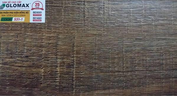 Sàn gỗ Glomax S51-1