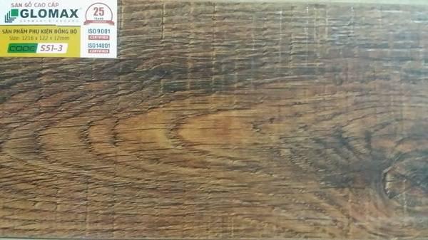 Sàn gỗ Glomax S51-3