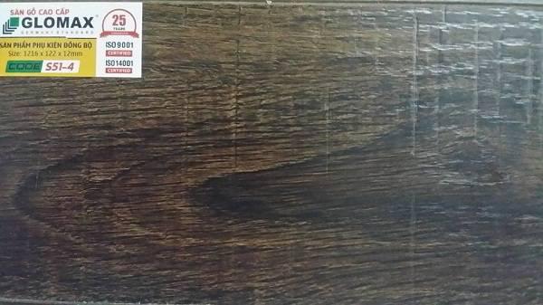 Sàn gỗ Glomax S51-4