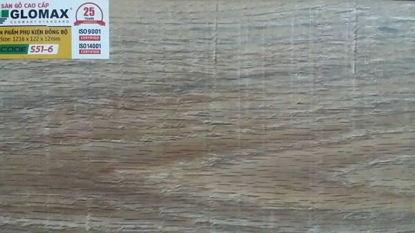 Sàn gỗ Glomax S51-6