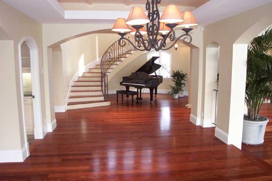 Sàn gỗ lim lào 15x92x750 mm