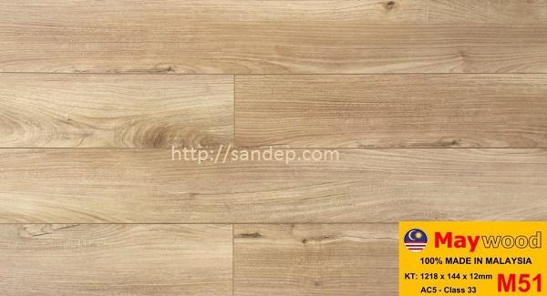 Sàn gỗ Maywood M51