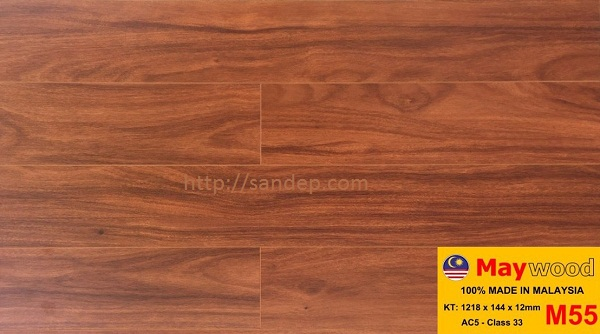 Sàn gỗ Maywood M55