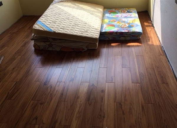 Sàn gỗ Teak Lào 15 x 90 x 900mm