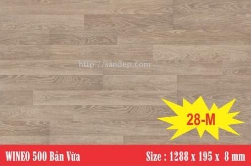 Sàn gỗ Wineo 28