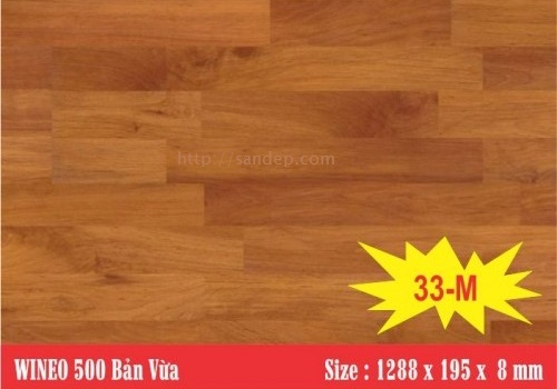 Sàn gỗ Wineo 33
