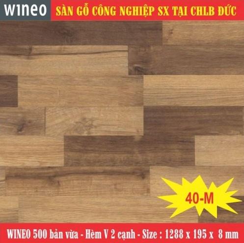 Sàn gỗ Wineo 34