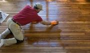 Dịch vụ xử lý sàn gỗ khi bị ngập nước