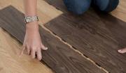 lắp sàn nhựa vân gỗ có hèm khóa