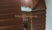 lắp đặt mặt bậc cầu thang tại Vũ Ngọc Phan