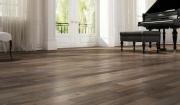 phong cách sàn gỗ công nghiệp