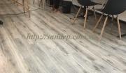 Công trình lắp sàn gỗ Maxwood L83 cho Spa TUTA