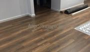 Công trình lắp sàn gỗ Inovar tại Times City