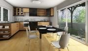 Sàn gỗ có phù hợp với không gian mở không?