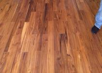 Sàn gỗ Teak Lào 15 x 90 x 750mm