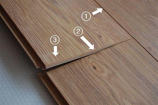 Những loại hèm khóa của sàn gỗ công nghiệp đang được ưa chuộng hiện nay