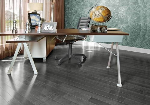 lắp sàn gỗ cho văn phòng