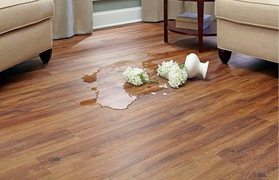 sàn gỗ công nghiệp chịu nước