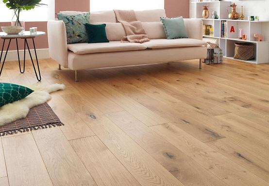 sàn gỗ công nghiệp lát cho nhà ở