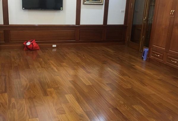 Sàn gỗ Lim tự nhiên giá rẻ nhất Hà Nội 2021
