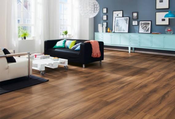 sàn gỗ phòng khách