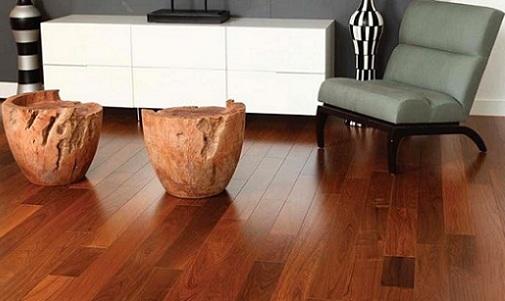sàn gỗ tự nhiên căm xe giá rẻ