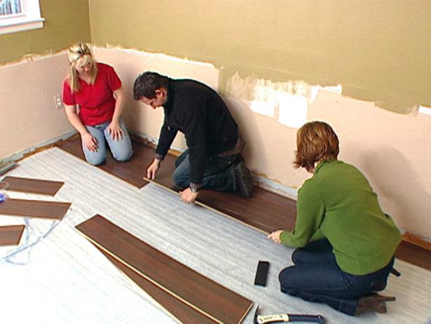 thi công lắp đặt sàn gỗ công nghiệp tại hà nội